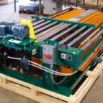 CDLR Conveyor with Pop-Up Chain Transfer WM Kelley