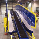 Cruise Line Baggage Cart Conveyor WM Kelley