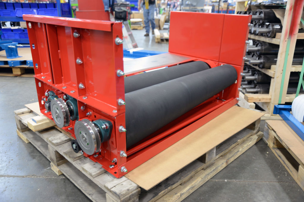 WM Kelley Rolling Conveyor Product