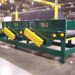 WM Kelley Multi Bank Queue Conveyor