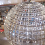 WM Kelley Disco Ball