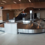 WM Kelley Baggage Claim Conveyor